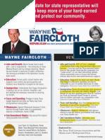 Comparison Fairlcoth Criss