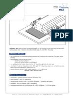 GANTREX®-MK6-Rail-Pad
