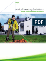 Electrical Heating Solutions Brochure