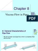 3. Viscous Flow in Pipes
