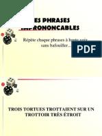 07 Les Phrases Imprononcables