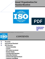 Introduction to ISO