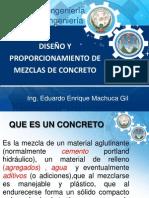 Presentacion Diseño de Mezclas ACI 211