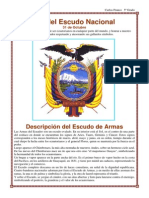 Día del Escudo Nacional y su historia