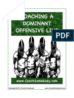 Dominant Oline Manual 2012