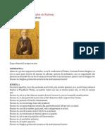 Acatistul Sfantului Serghie de Radonej