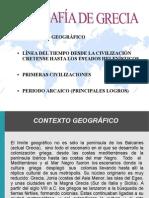 Trabajo de Griego (Geografía de Grecia
