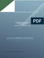 Proyecto de Aula Las Tic y Las Competencias Comunicativas
