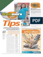 Tips para Corredores Principiantes en Runners Síntesis