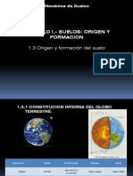 1.3. Origen y Formacion Del Suelo