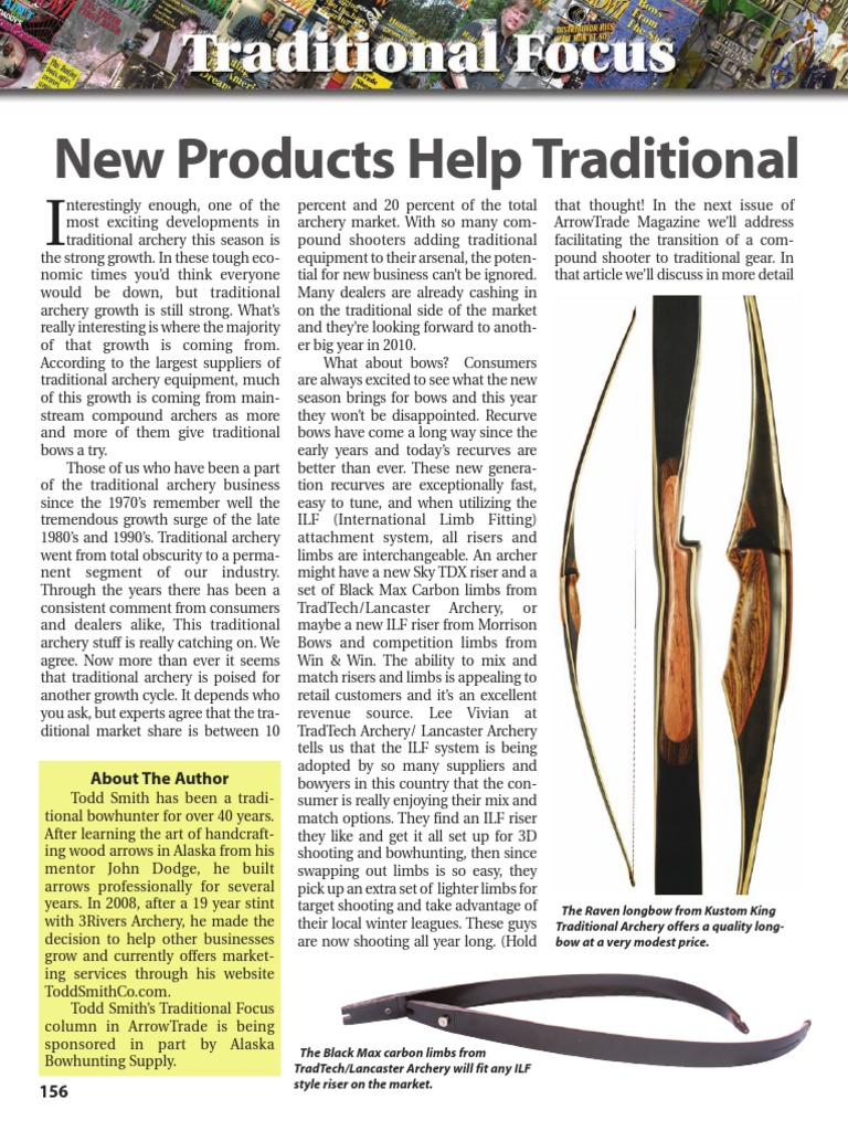 Traditional Focus Column