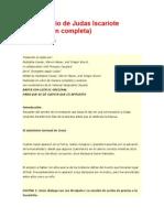 El Evangelio de Judas Iscariote.pdf