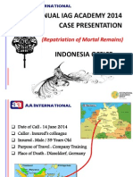 iag academy2014-case scenario presentations
