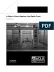 A Guide to Prison Litigation in the Eighth Circuit