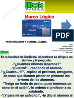 Curso Manual Marco Logico
