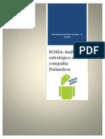 Análisis de la empresa Nokia