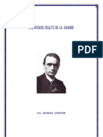 2523033 eBook Antroposofia ESP Rudolf Steiner Significado Oculto de La Sangre