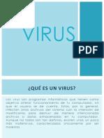 """Presentación """"Virus"""""""