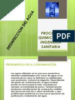 Desinfeccion de Agua (1)