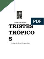 5257544 Tristes Tropicos Claude Levistrauss