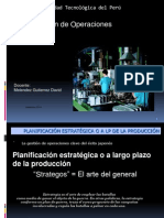 Direccion Operativa- Producto-proceso 13400