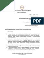 Mozione e PDL D'INIZIATIVA DEL C.C. Su Sblocca Italia Bucchianico_Alfredo Mantini