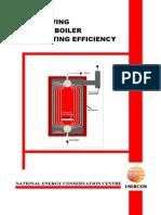 Improving Steam Boiler Efficiency