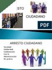 ARRESTO CIUDADANO - EXPOSICION