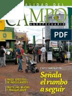CAMPO - AÑO 12 - NUMERO 143 - MAYO 2013 - PARAGUAY - PORTALGUARANI
