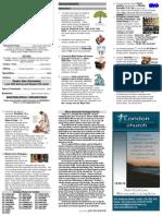 bulletin october 25-2014
