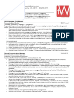TenishaKWaldo_resume2014