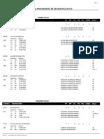 Estadistica | Guias 2014-II | #YSDLP