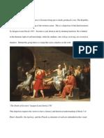 12814255 the Death of Socrates Jacques Louis David