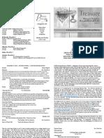Bulletin November 2 2014