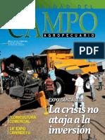 CAMPO - AÑO 11 - NUMERO 131 - MAYO 2012 - PARAGUAY - PORTALGUARANI
