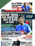 Edition du 26/12/2009