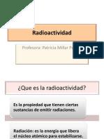 Radioactividad 2012