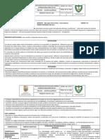 PLAN DE AULA DE CIENCIAS SOCIALES 4 a 5°