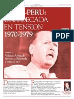 Chile-Perú. Una Década en Tensión. 1970-1979