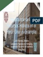 importanciadelosrecursohidricoscontinentalesenelperu.pdf
