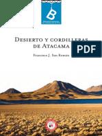 Desierto y Cordilleras de Atacama. (1896) (Ed. 2012)