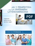 Realidad y Perspectiva de La Enfermera Latinoamericana