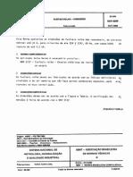 NBR 06280 - 1988 - Fusiveis Rolha - Dimensões