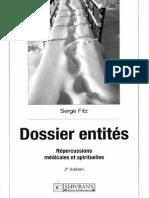 Dossier Entités - Serge Fitz