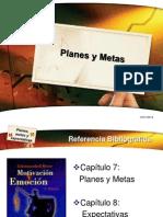 Planes yMetas