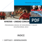 Nyrstar – Unidad Coricancha s