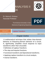 4- Laplace Transform
