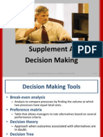 Decsion Making Powerpoint