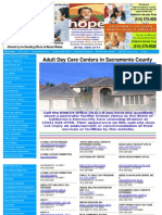 Sacra Men To County Adult Day Care Centers