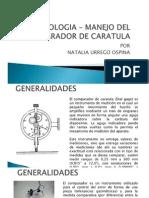 Presentación Comparador de Caratula